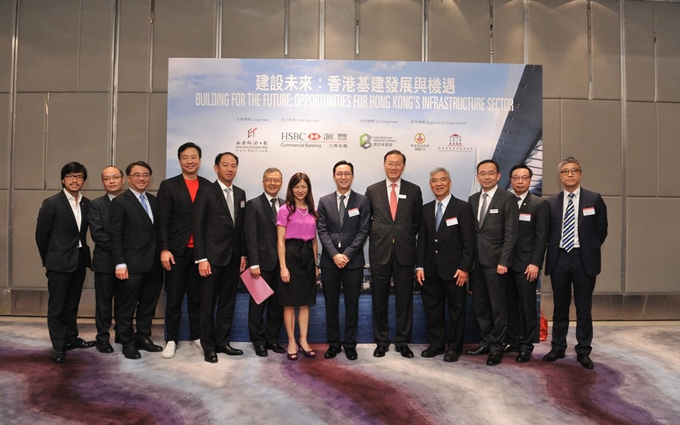 Building for the Future Opportunities for Hong Kong's Infrastructure Sector