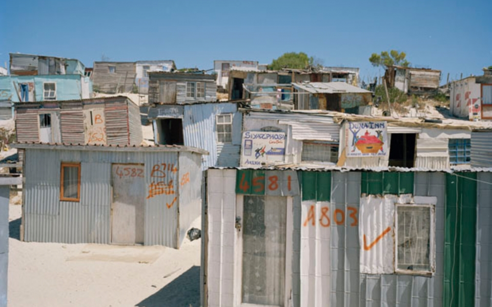 James Law Cybertecture embarks on first humanitarian architecture project in South Africa