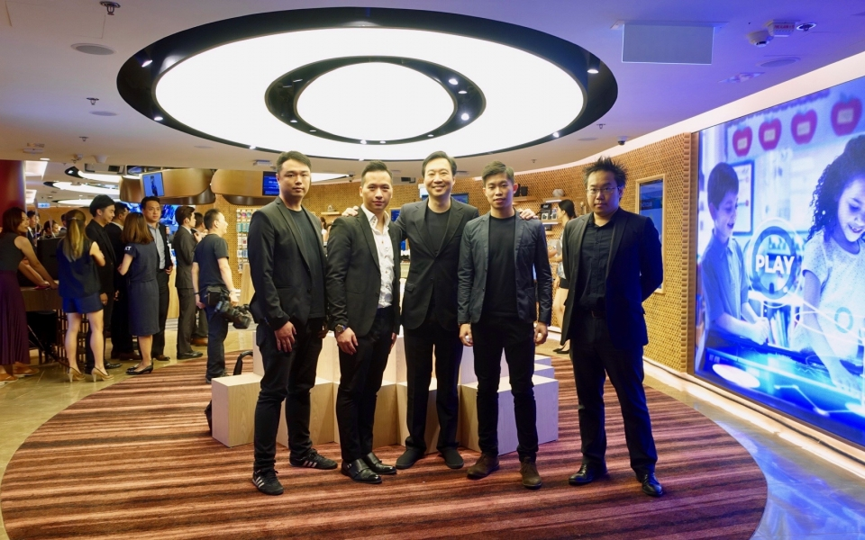 IOT by HKT Shop designed by James Law Cybertecture opens at Elements Mall, Hong Kong