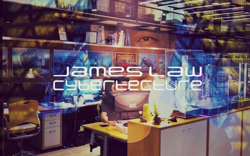 New Hong Kong Studio - James Law Cybertecture