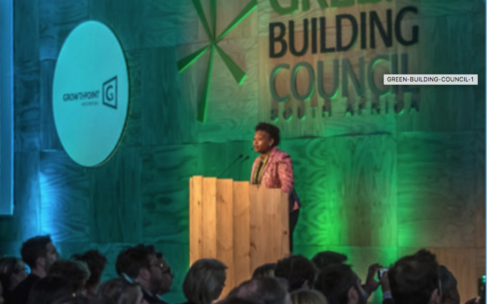 Green Building Convention Brings Built Environment and Sustainability Heavyweights to SA in a Race to Zero - features the work of James Law Cybertecture