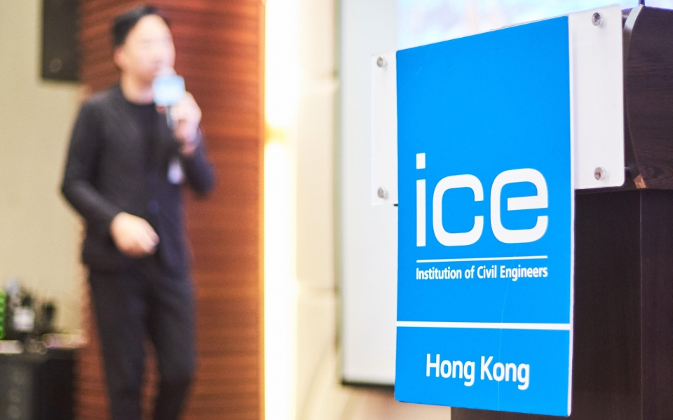 James Law speaks at Institute of Civil Engineers Event in Hong Kong - Reshaping the Construction Industry – Digitalisation, Automation, and Modularisation