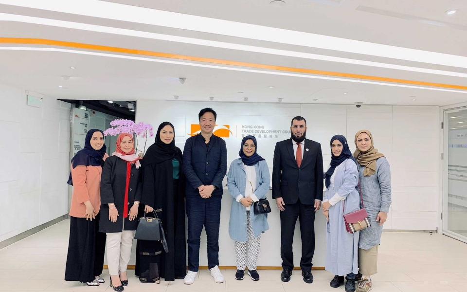 Cybertecture welcomes delegation from UAE Ministry of Infrastructure Development