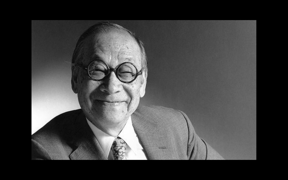 James Law's Obituary for IM Pei