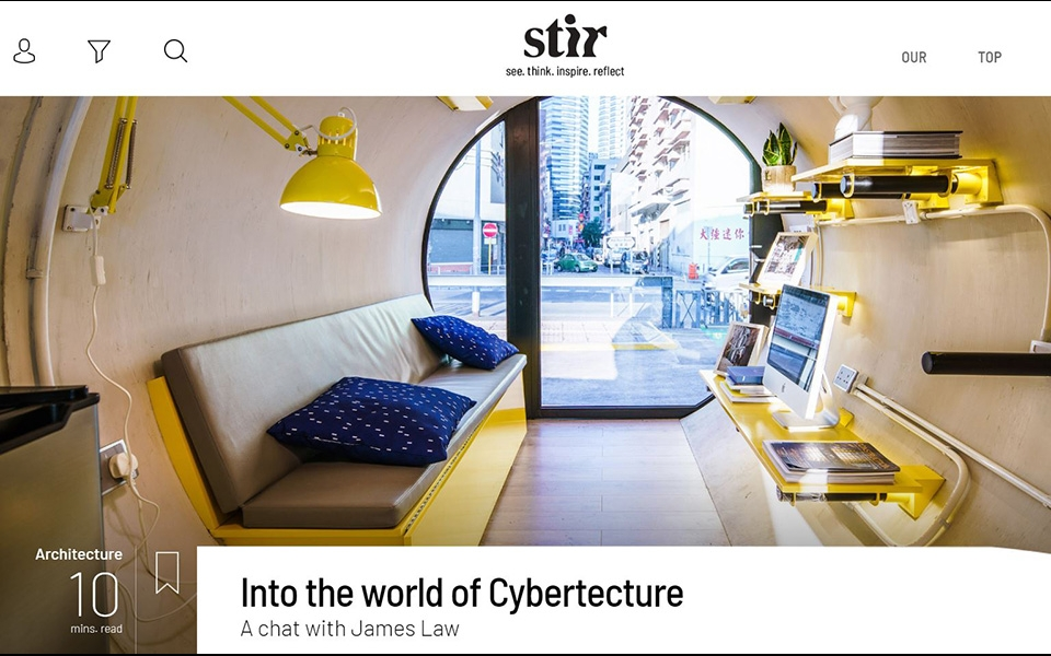 STIR interview with Cybertecture -