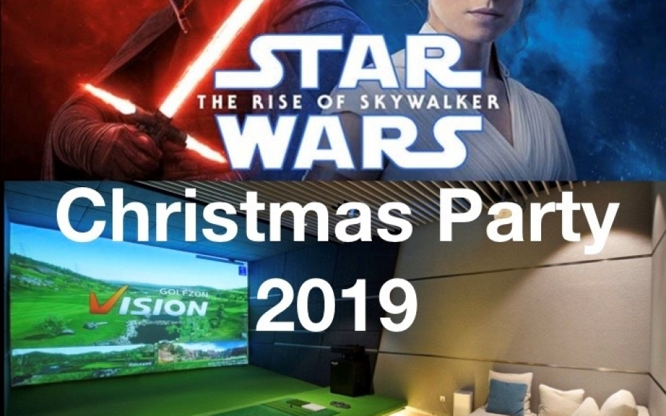 Cyber Christmas Party 2019