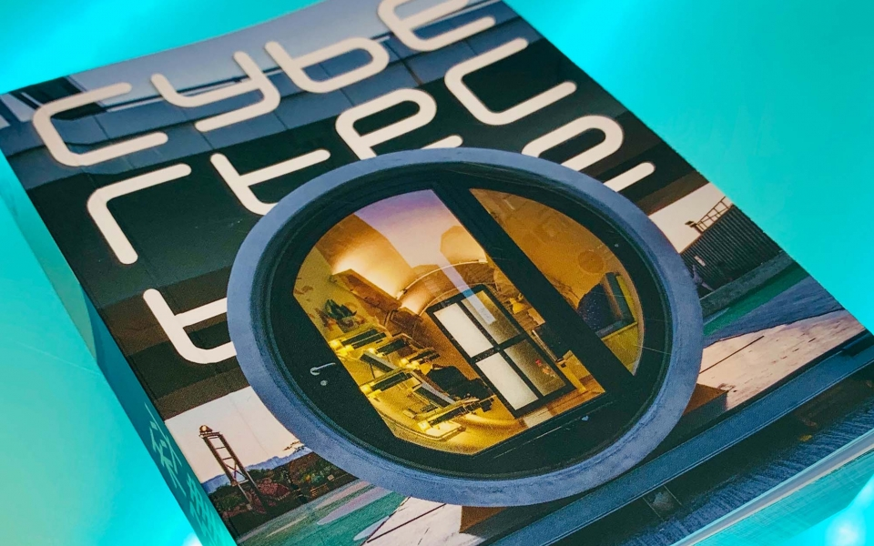 "New Book  ""科建 Cybertecture"" on the work of James Law & Team to launch early 2020"
