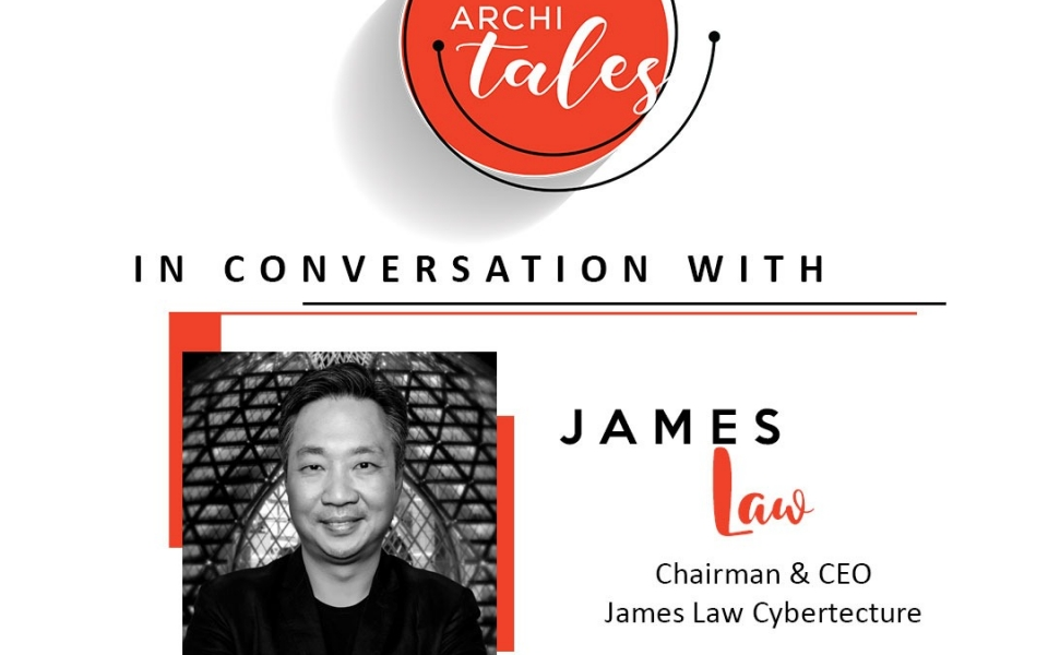 James Law x ARCHI TALES one on one discussion on ACETECH Instagram