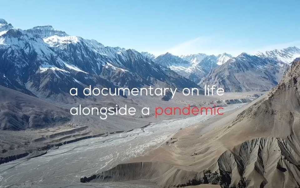 Design and Pandemic, a Documentary on Design in 2020