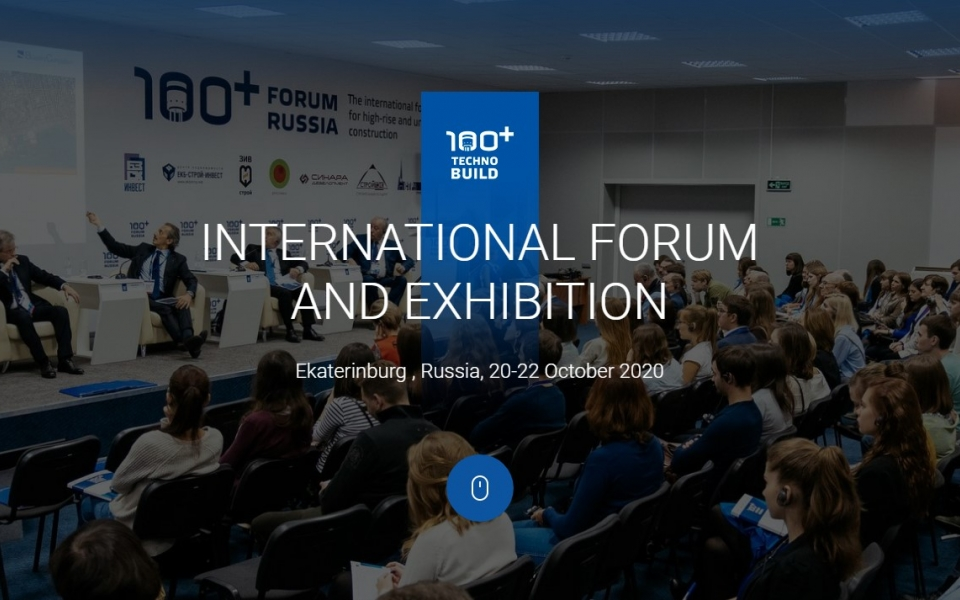 James Law to speak at 100 Forum Russia on Oct 22, 2020