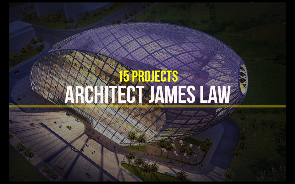 Rethinking the Future features James Law Cybertecture and its 15 Iconic Projects